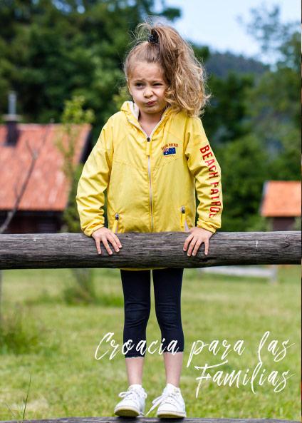 Croacia para las Familias, TOUR DE CROACIA EN FAMILIA