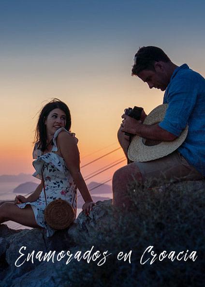 Enamorados en Croacia, LUNA DE MIEL EN CROACIA